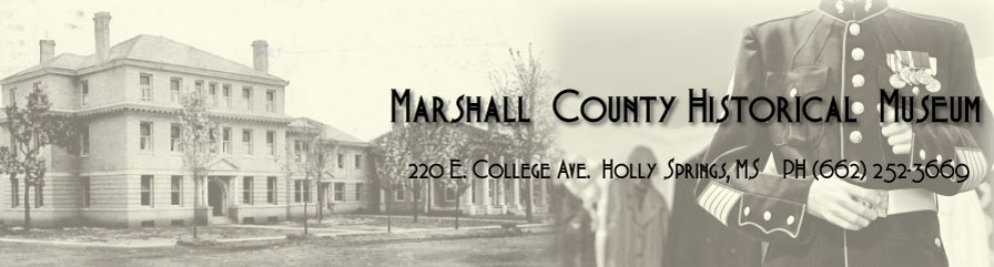 Marshall County Historical Museum